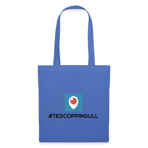 #TESCOPPINGULL - Borsa di stoffa