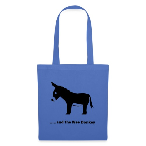 AND THE WEE DONKEY - Tote Bag
