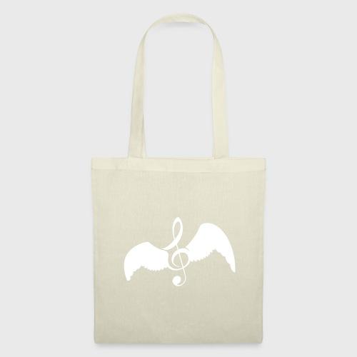Musique donne des ailes - Tote Bag