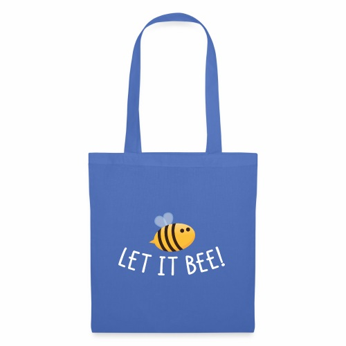 Let it Bee - Stoffbeutel