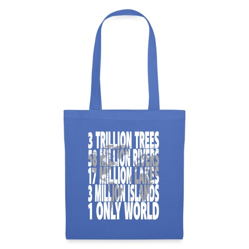 One Only World - Tote Bag