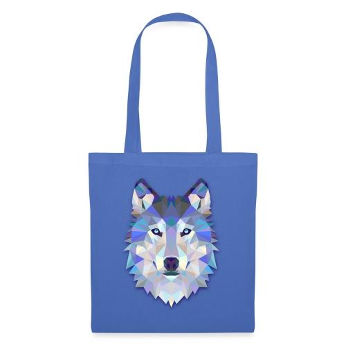 Wolf - Borsa di stoffa