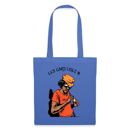 Les Gars Lisez !!! - Tote Bag