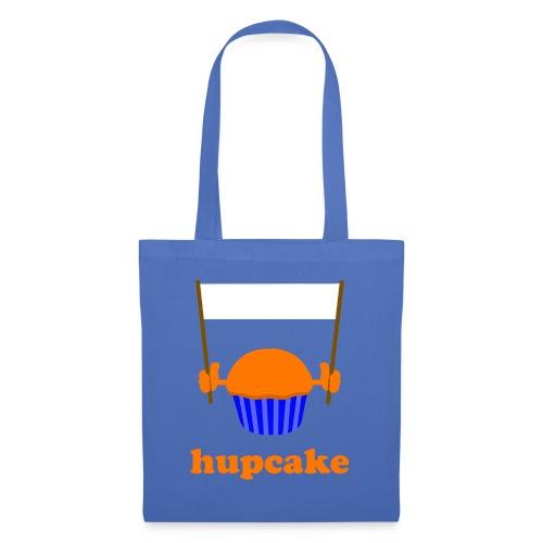 hupcake donker - Tas van stof