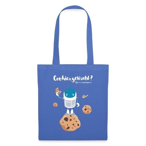 Cookies gelöscht - Stoffbeutel