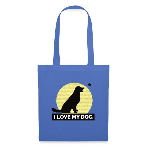 I LOVE MY DOG - Tote Bag