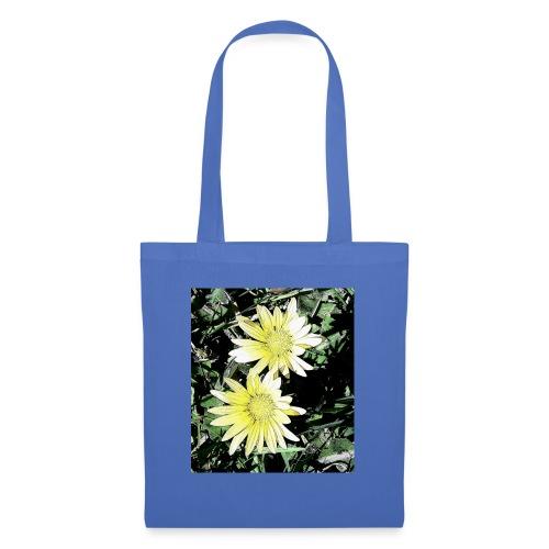 Flores silvestres - Bolsa de tela
