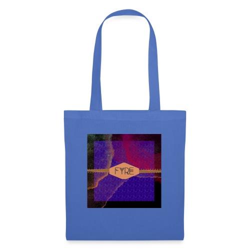 FYRE Colour Splat Print - Tote Bag