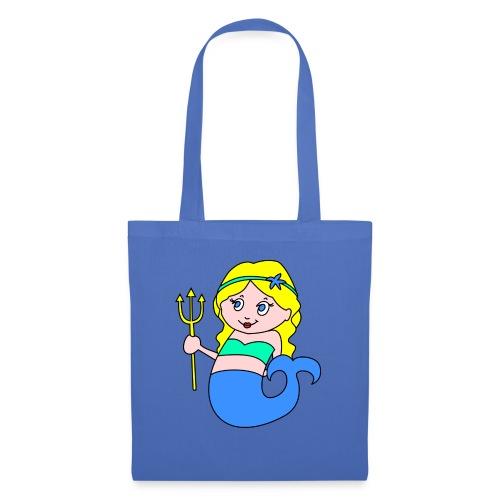 little mermaid blonde - Tote Bag