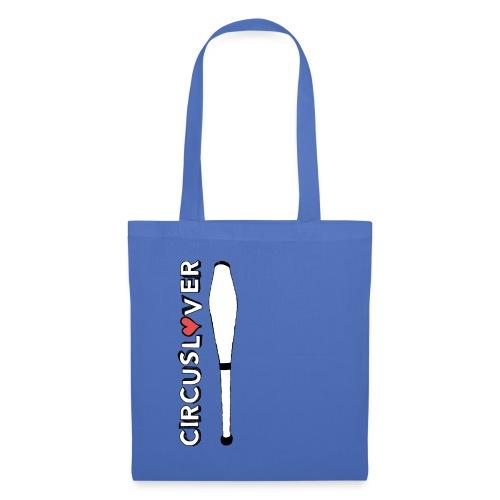 CIRCUSLOVER -JUGGLING CLUBS - CIRCUS JUGGLER - Borsa di stoffa