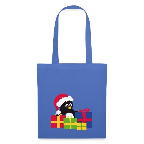 Pingouin de Noël - Tote Bag