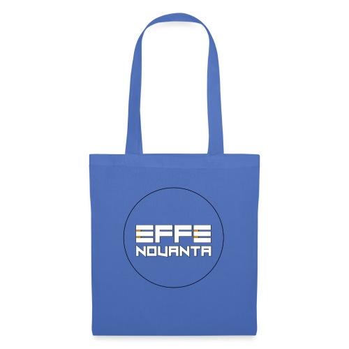 Logo effeNovanta - Borsa di stoffa