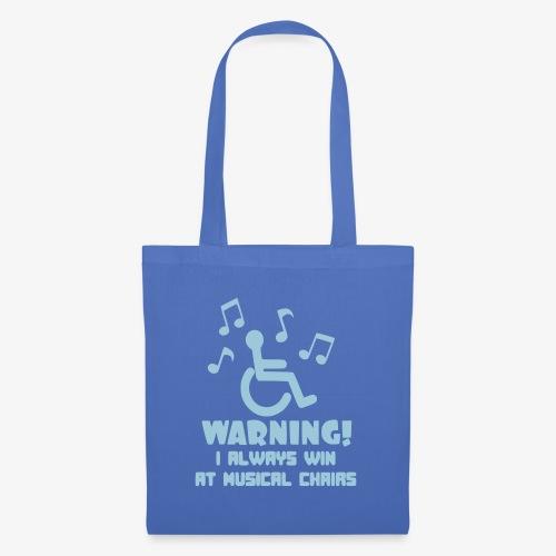 > Stoelen dans voor rolstoel gebruikers - Tas van stof