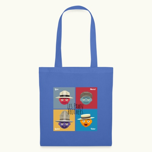 Les Pawn Brothers - Tote Bag