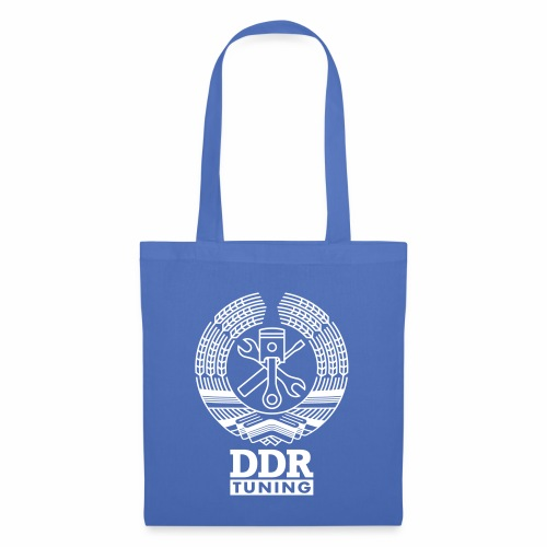 DDR Tuning Coat of Arms 1c - Tote Bag