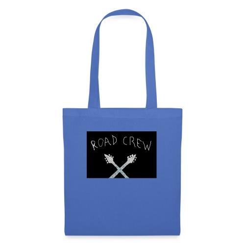 Road_Crew_Guitars_Crossed - Tote Bag