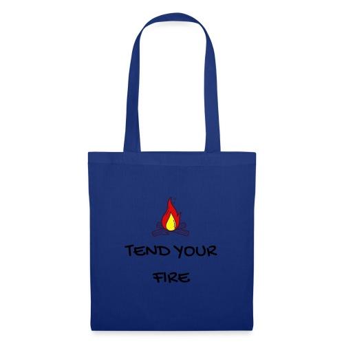 tendyourfire black 1 - Stoffbeutel