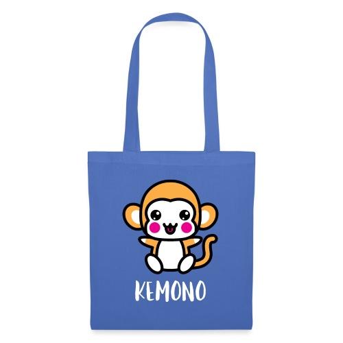 Kemono Otaku   Mono Japonés Kawaii - Bolsa de tela