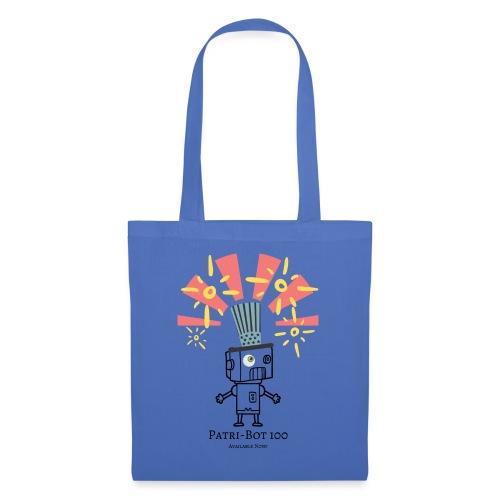 Patri-Bot 100 - Tote Bag