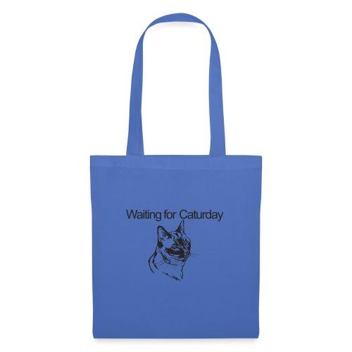 Caturday - Tote Bag
