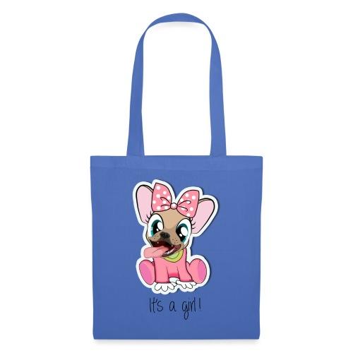 Baby Naya - It's a Girl - Tote Bag