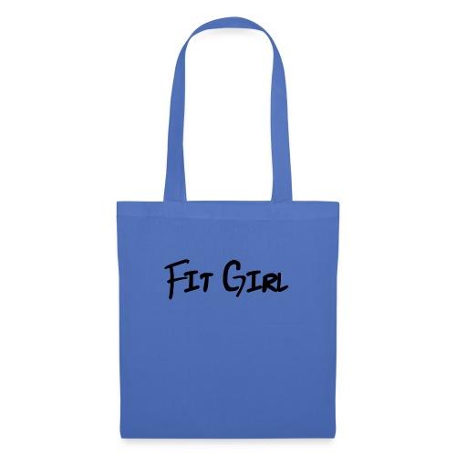 Fit girl - Torba materiałowa