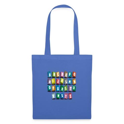 alphabet pour votre ... - Tote Bag