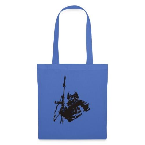 Skull Warrior - Tote Bag