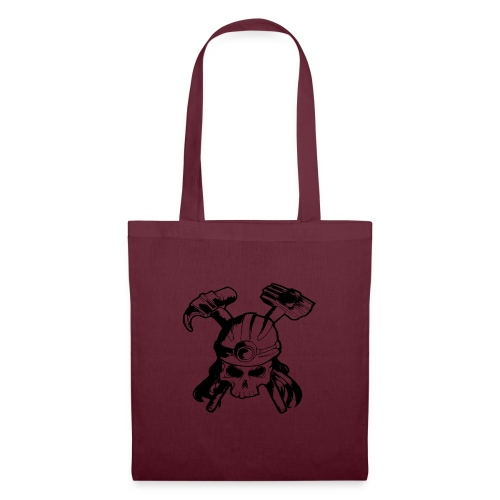 Skull and Crossbones - Tote Bag