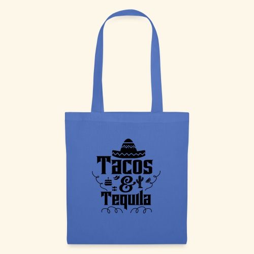 Tacos & Tequila - Stoffbeutel