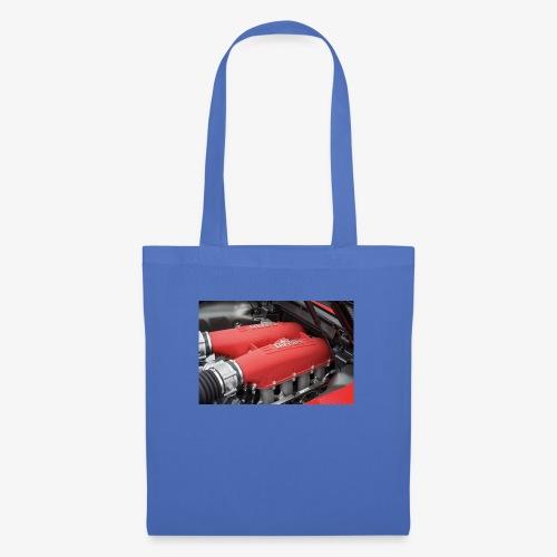 Supercar Engine - Tote Bag