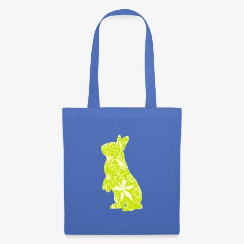 Flower Bunny Lime - Kangaskassi