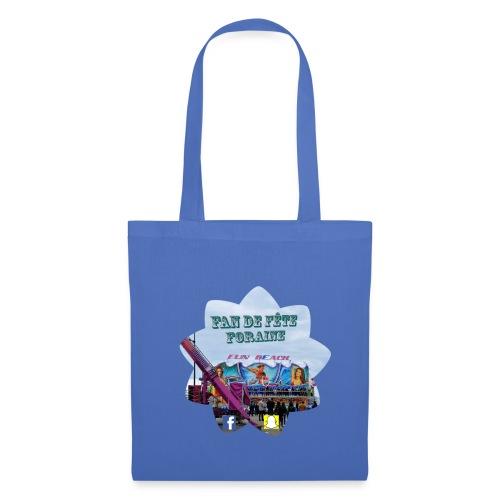 Fan de fête foraine habil - Tote Bag