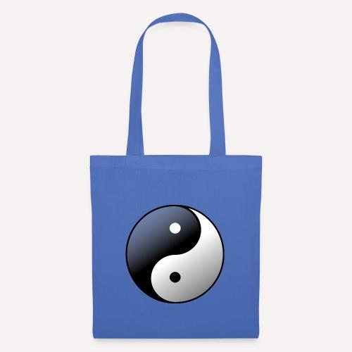 Yin Yang Symbol balance Print Sign - Tote Bag