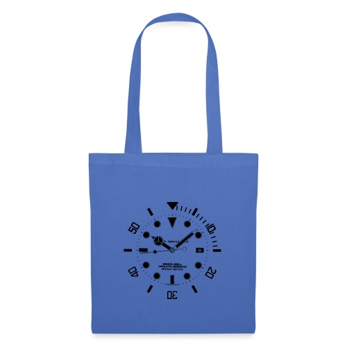 Submarine Luxury Watch Dial Details - Tote Bag