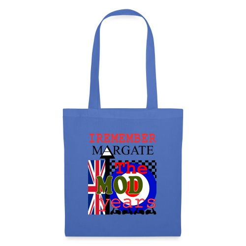 REMEMBER MARGATE - THE MOD YEARS 1960's - Tote Bag