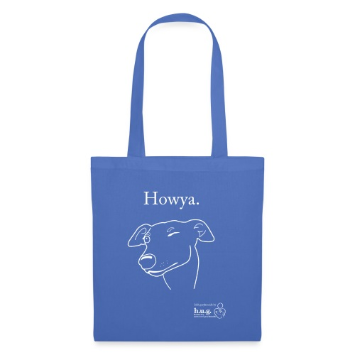 Howya Greyhound - Tote Bag