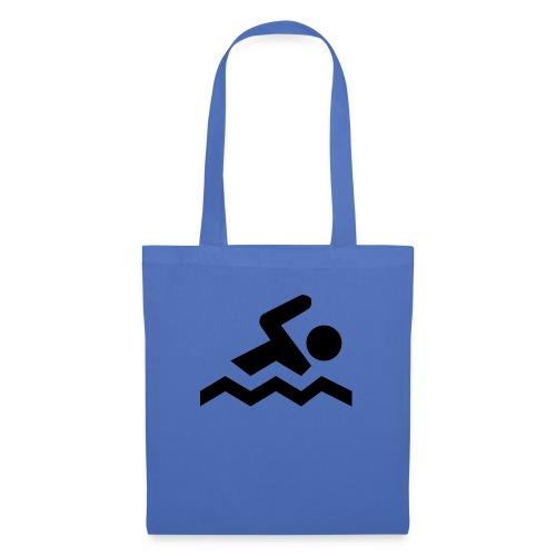 swimming - Stoffbeutel