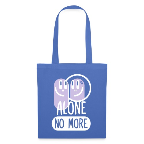 alone no more 3c ai - Tote Bag