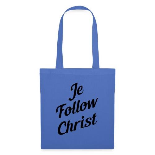 je follow christ - Tote Bag