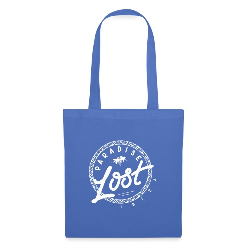 Paradise Lost Ibiza - White Logo - Tote Bag