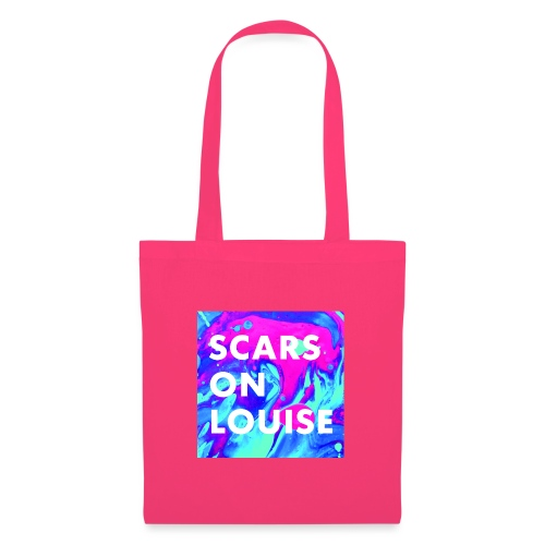 COLORED SQUARE - Sac en tissu