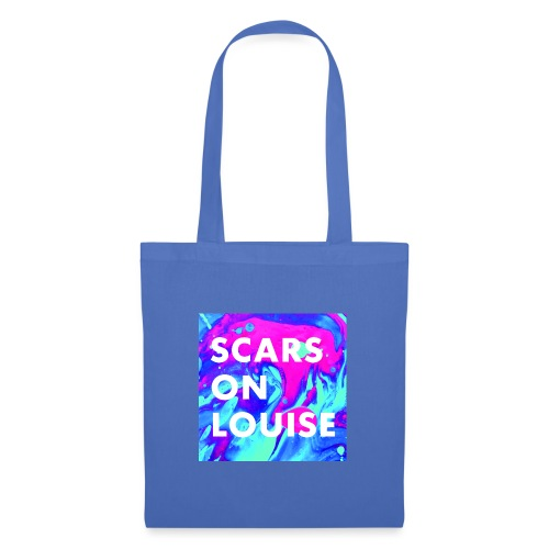 COLORED SQUARE - Tote Bag