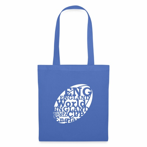 England Rugby World Cup - Tote Bag