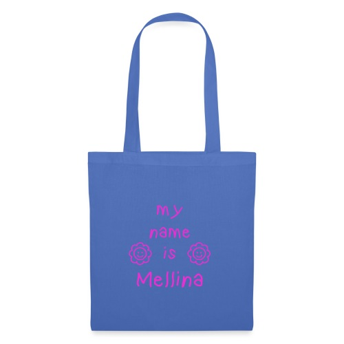 MELLINA MY NAME IS - Tote Bag