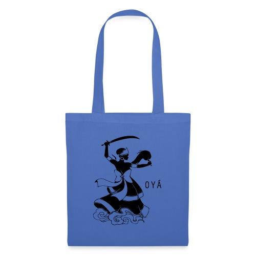 Oyá Orisha de la Santería Cubana o Regla de Osha - Bolsa de tela