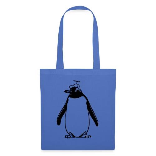 Capped penguin - Tygväska
