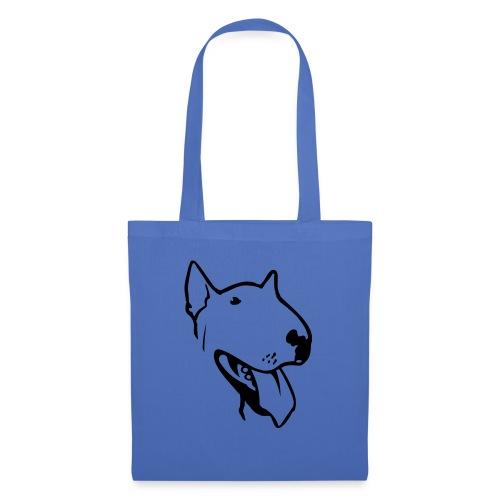 bull terrier2 - Tote Bag