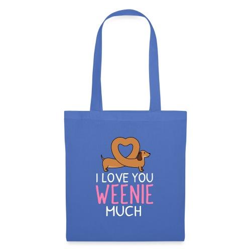 I love you Weenie Much - Kangaskassi