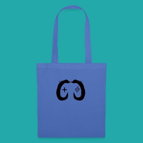Crowd Control Controller Logo Black Large - Tote Bag